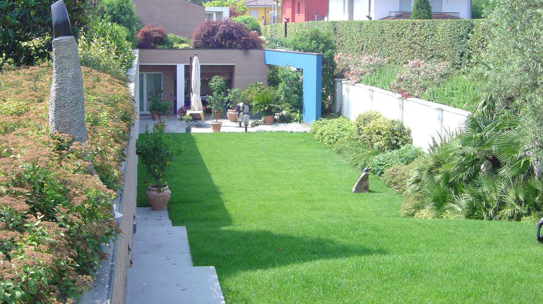 Green design for Progetto di un giardino